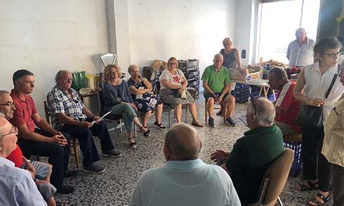 Els veïns de l'Ermita i carrer València denuncien la degradació gradual del barri