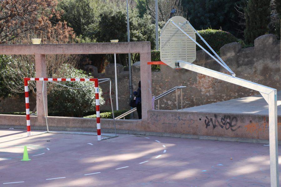 L'Ajuntament aprova millorar l'accessibilitat al Parc Rosa i la neteja del barranc