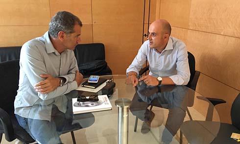 CS Torrent es reuneix en les Corts Valencianes per preparar el nou curs polític