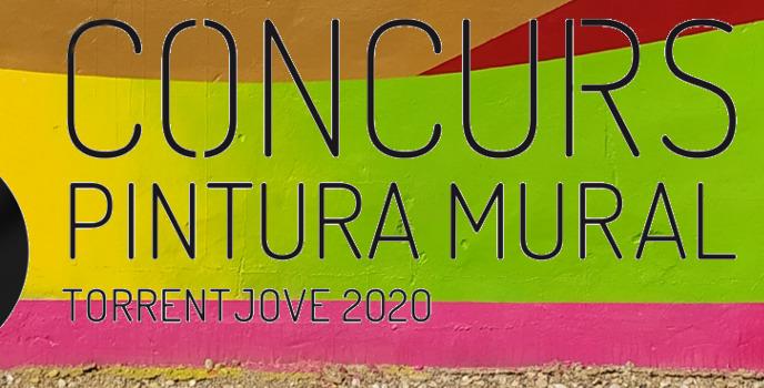 Torrent convoca el 6é concurs 'Pintura Mural TorrentJove, La paret pintada'