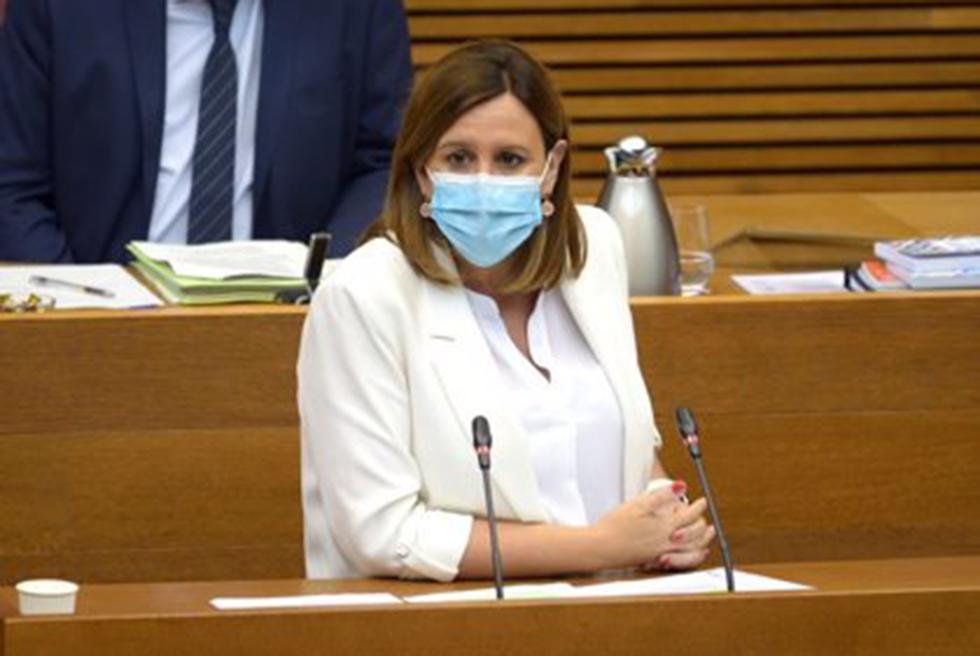 L'exalcaldessa de Torrent, María José Català, nova síndica del PP en les Corts