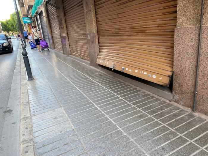 El PP torna a reclamar més policia davant l'alarmant augment de robatoris en comerços