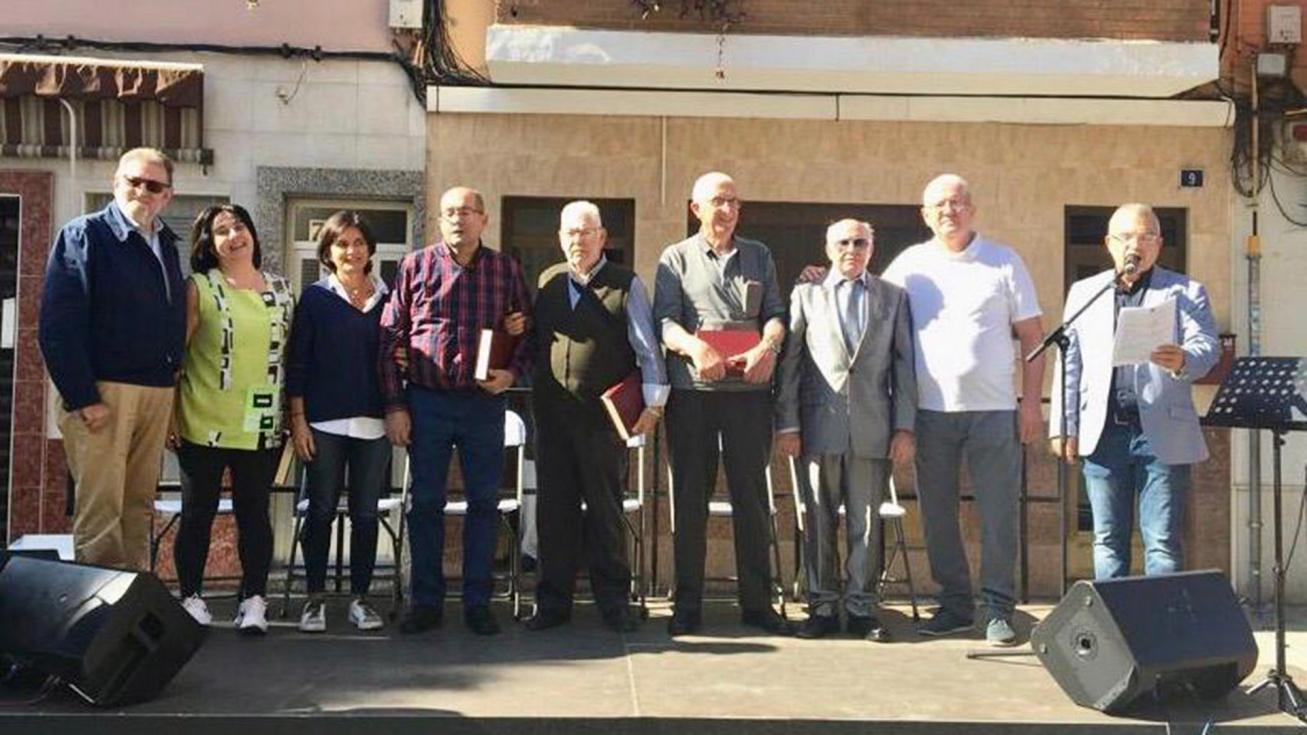 L'associació de Nicolás Andreu celebra el seu 40 aniversari
