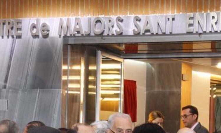 Compromís denuncia el tancament de la cafeteria del centre de Sant Enric