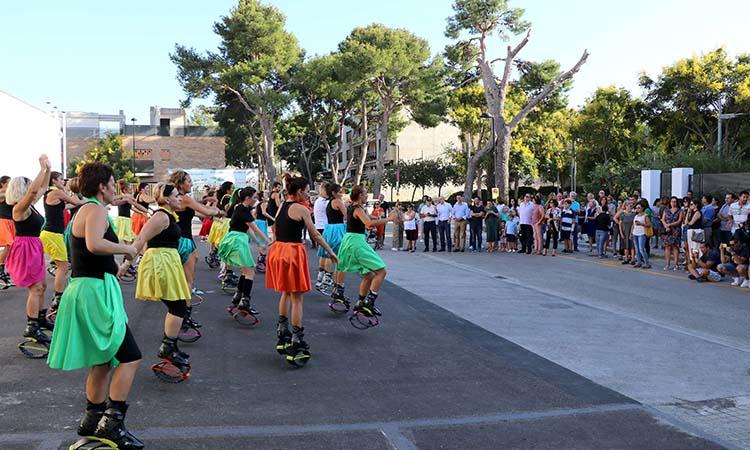 El col·legi La Encarnación celebra una jornada de portes obertes