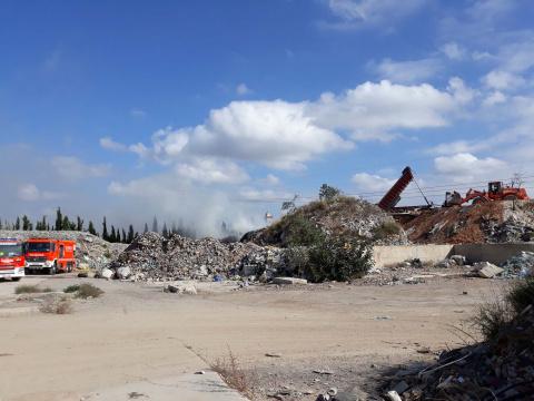 L'Ajuntament  i Medi Ambient es reuneixen per a agilitar el desmantellament de Gemersa