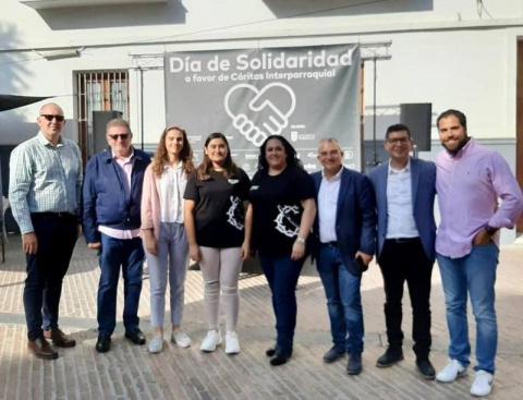 La germandat de l'Ecce- Homo recapta 1.000 euros per a Cáritas