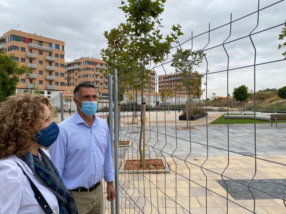 El PP critica que Ros invertisca en una passarel·la de disseny de 200.000 euros, abans que el Centre de Salut Torrent III