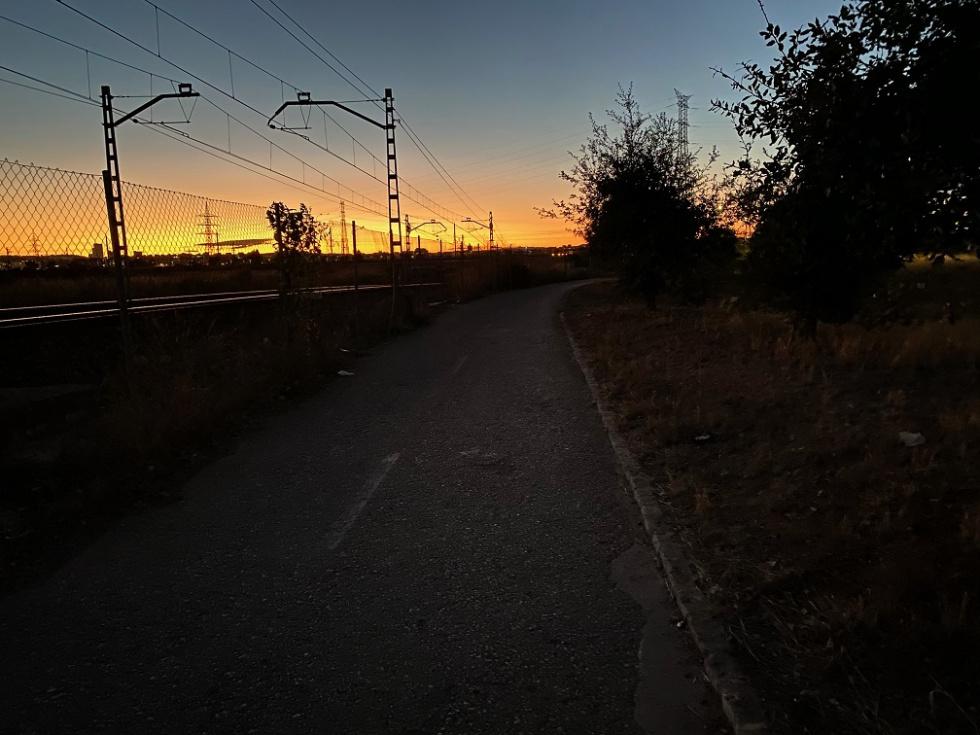 Folgado demana que s'il·lumine la ruta entre Torrent i Picanya