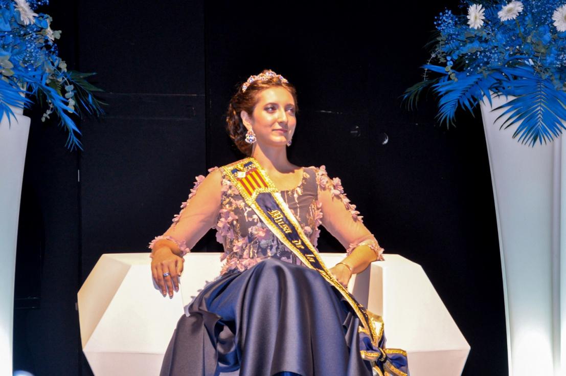 María Caballer Sanchis, nova Musa de la Música de la UMT