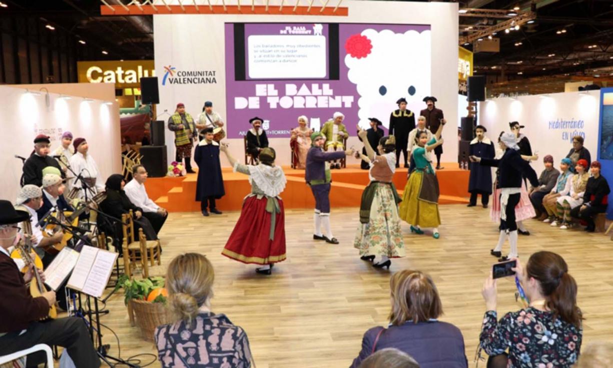 El Ball de Torrent arriba al ple per a aconseguir ser Be Cultural Local
