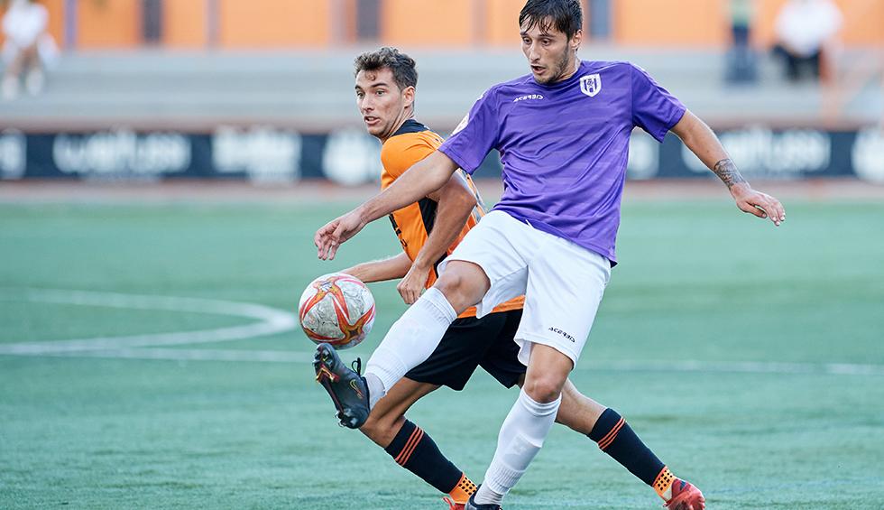 El Torrent CF marca en l'últim minut i suma la seua segona victòria seguida