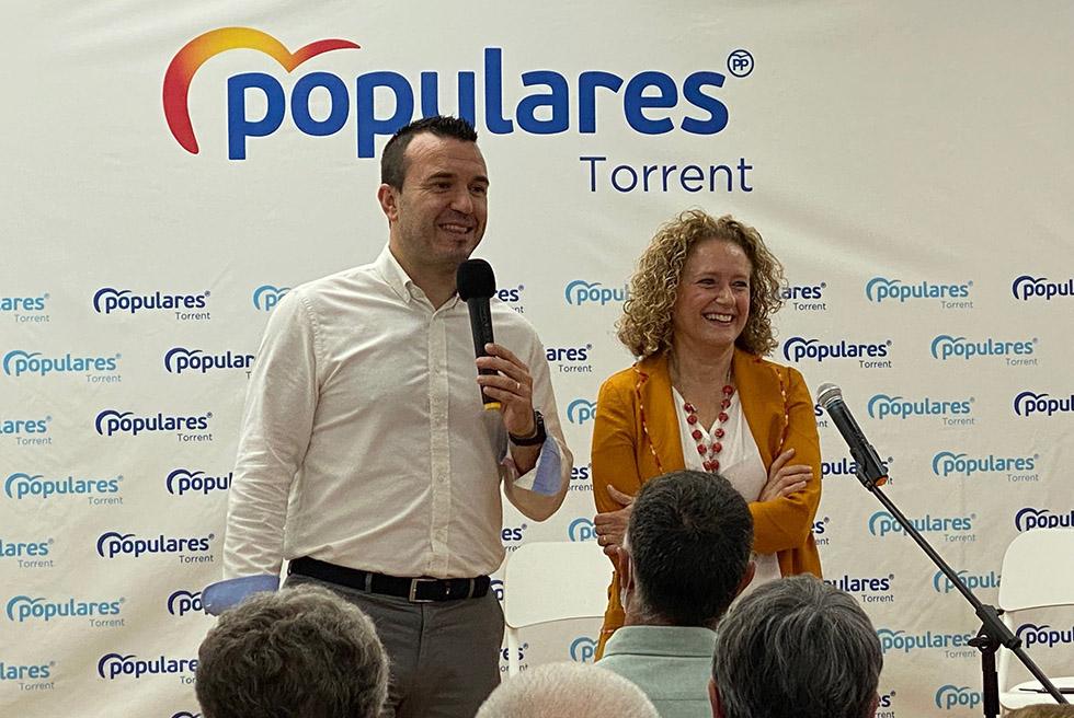 El Partit Popular estrena nova seu a Torrent