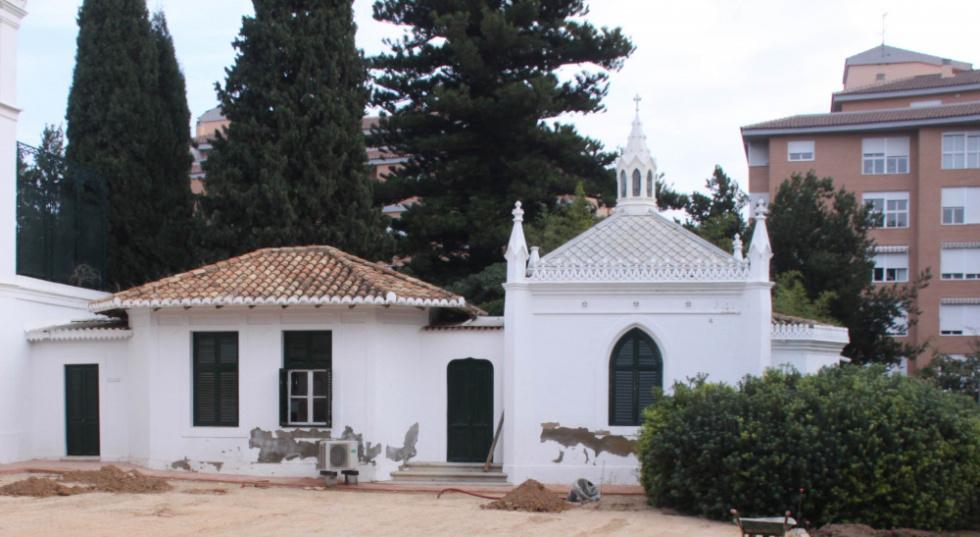 l'Ajuntament inicia un estudi per a la rehabilitació de la capella de l'Hort de Trénor