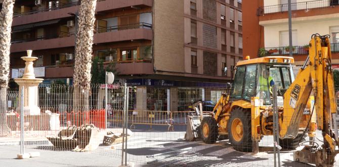 Arranquen les obres de millora de l'accessibilitat de la Font de les Granotes