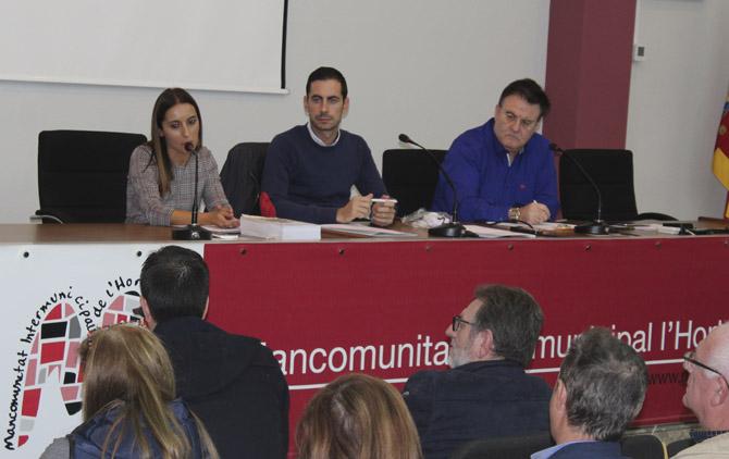 La Mancomunitat aprova el pagament per la continuïtat de La Unión