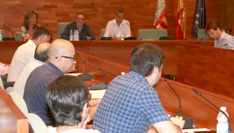 Compromís critica que el PSOE no votara a favor de recuperar els diners