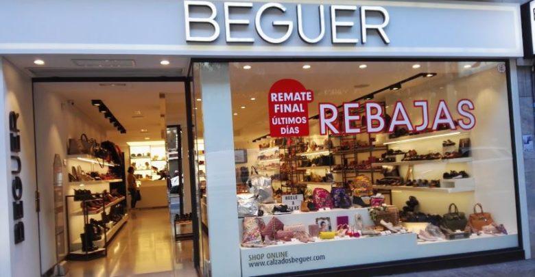 Calzados Beguer entra en concurs de creditors