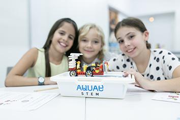 Juan XXIII y CEIP Lope de Vega participen en el programa Aquae ESTEM