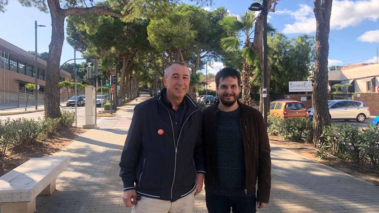 Joan Baldoví demana a Torrent acabar amb l'infrafinançament valencià