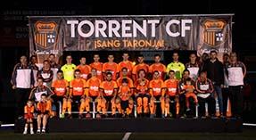 El Torrent C.F. presenta als seus 41 equips per a aquesta temporada