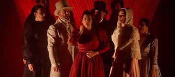 Laia Marull arriba a l'Auditori amb el seu