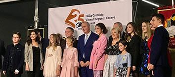 Cronista recorda els seus 25 anys d'història amb una gala commemorativa