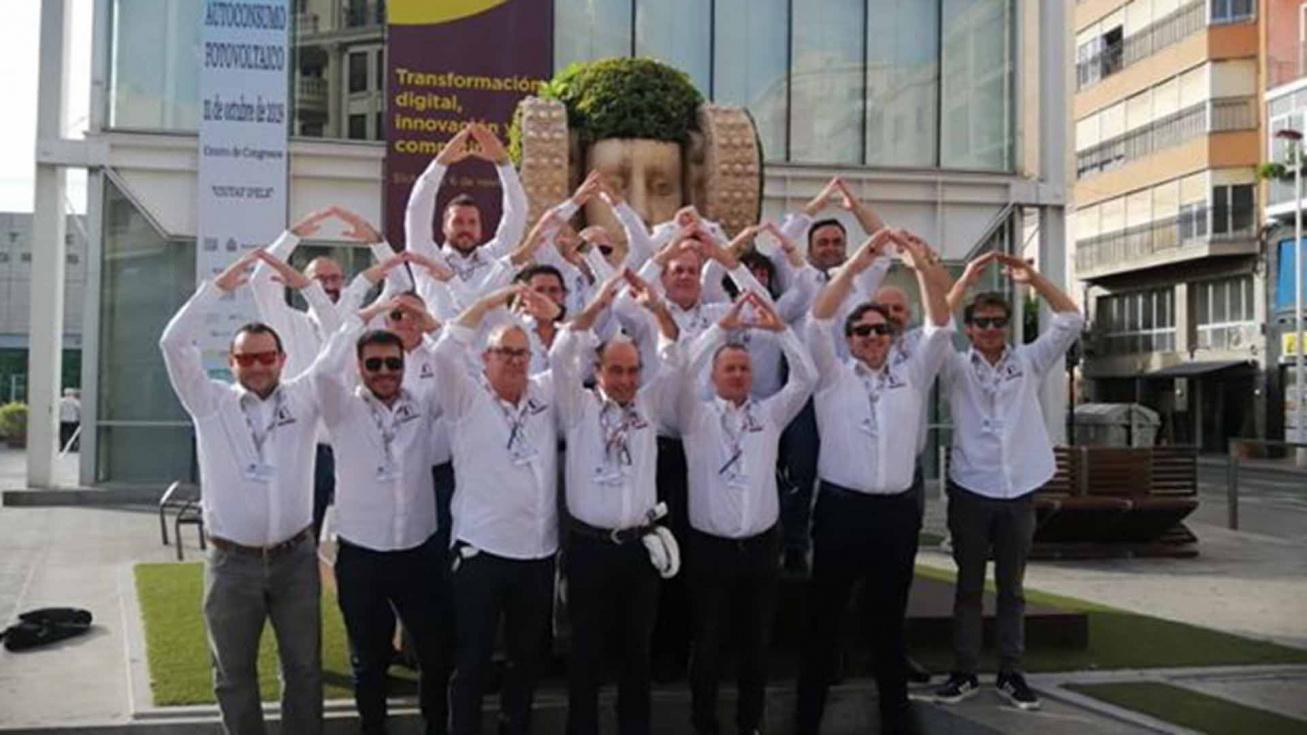 L'equip de dominó de Torrent, novens en el Campionat d'Espanya