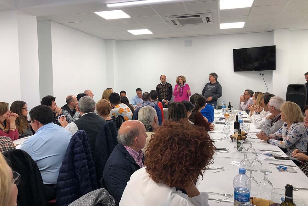 El PP organitza un sopar col·loqui amb tres diputats nacionals