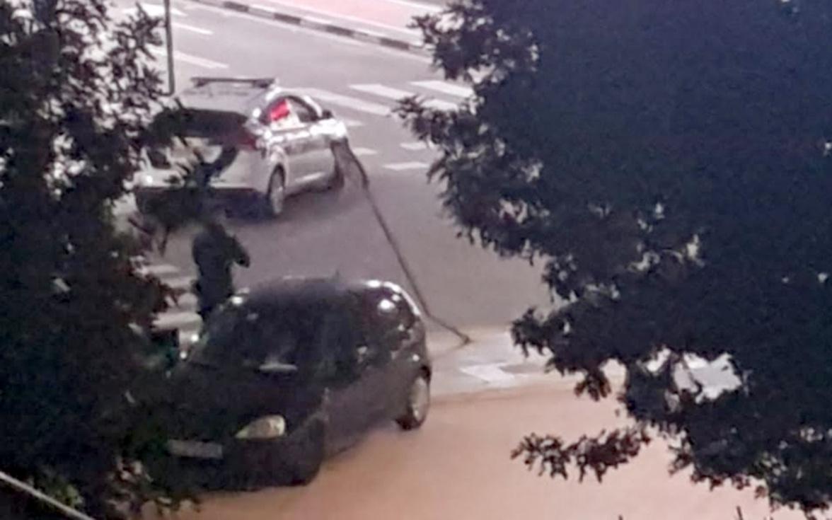 Detingut a Torrent després d'una persecució policial des de Picanya