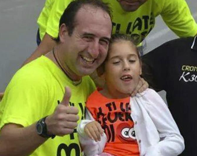 Mor Alba Ojeda, la xiqueta per la qual Torrent va bategar més fort
