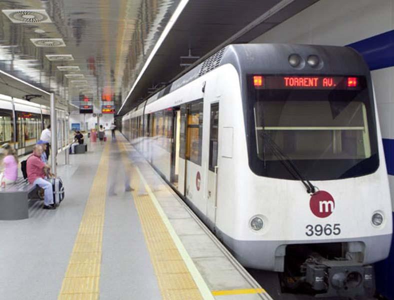 Metrovalencia inicia el servici nocturn este cap de setmana fins a les 2.30 hores