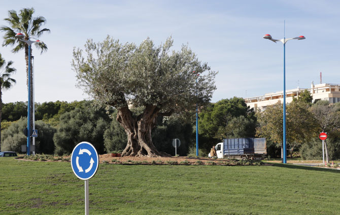 Torrent dedica la seua nova 'Plaza de la paz' a les víctimes del terrorisme