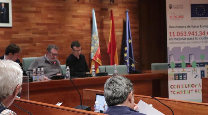 L'Ajuntament presenta al comité de participació de la EDUSI la conclusió dels primers projectes
