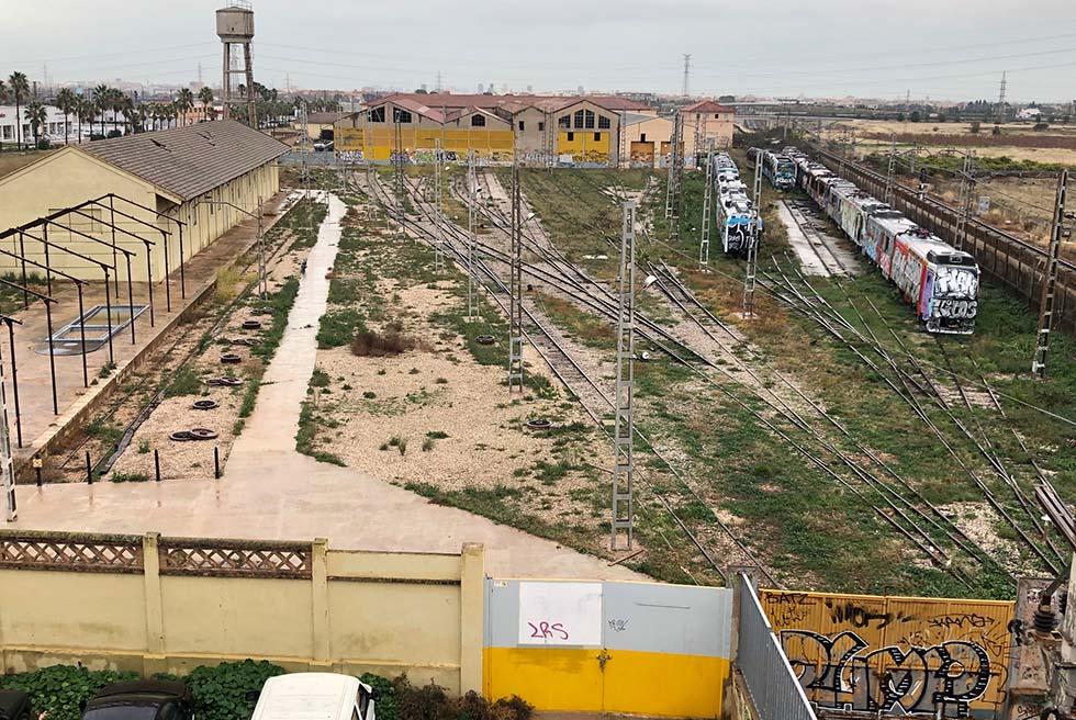 El PP denuncia que el Taller d'Història Ferroviària continua tancat al públic