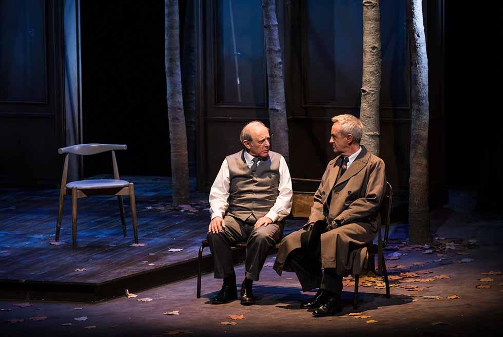 Emilio Gutiérrez Caba i Jon Plazaola, protagonistes en l'Auditori