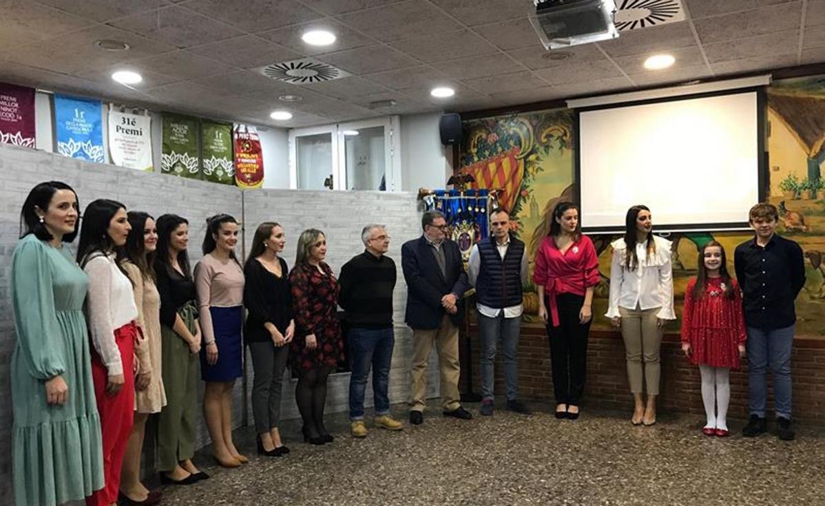 La falla Sant Roc estrena la XII Setmana Cultural